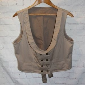 {XHILARATION} Vest Size XL